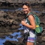 Merra Howe, Presenter at Whale Tales 2016, Maui