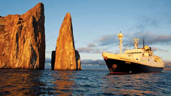 Galápagos - Voted 'Best Islands in the World'